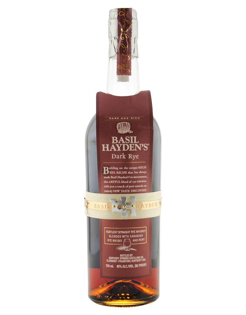 Basil Hayden Basil Hayden's Dark Rye Bourbon  750 ml