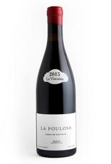 2018 La Vizcaina La Poulosa Bierzo Tinto 750 ml
