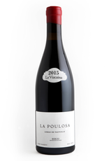 2018 Raul Perez La Poulosa Bierzo Tinto 750 ml