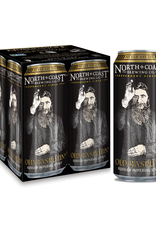 North Coast Brewing Co. Old Rasputin Russian Imperial Stout 4 pack 16 oz