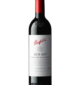 2018 Penfolds Bin 407 Cabernet Sauvignon South Australia 750 ml