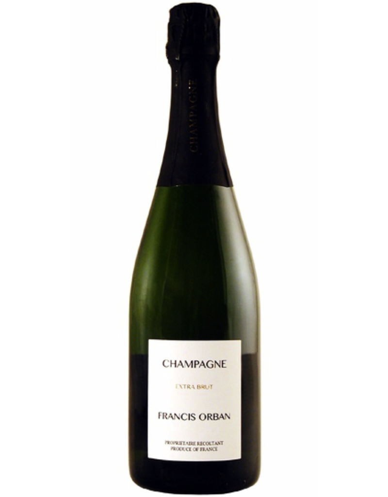 NV Francis Orban Extra-Brut Champagne  750 ml