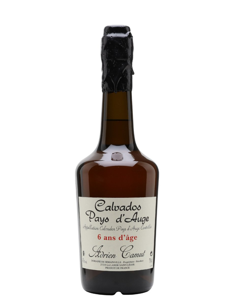 Camut Camut 6 year old Calvados Pays d'Auge  750 ml