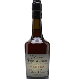 Camut Camut 18 year old Calvados Pays d'Auge  750 ml