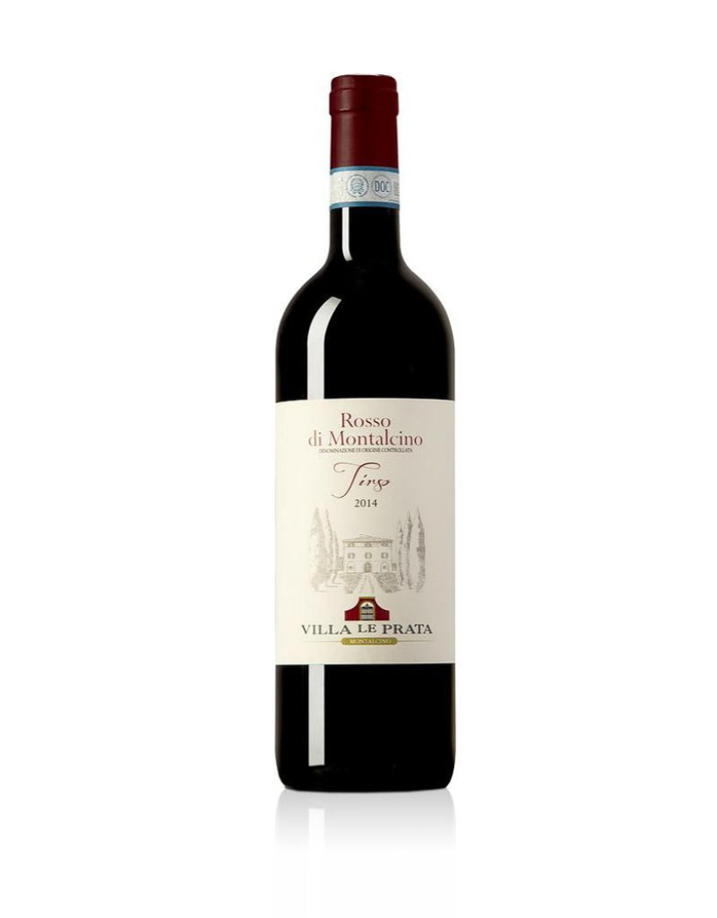 2017 Villa le Prata Rosso di Montalcino Tirso  750ml