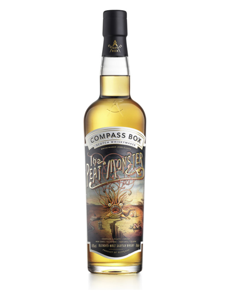 Compass Box Compass Box Peat Monster Blended Scotch  750 ml
