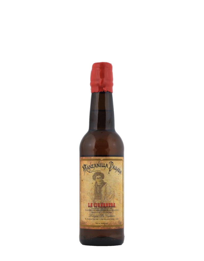 La Cigarrera La Cigarrera Manzanilla Pasada Sherry  375 ml