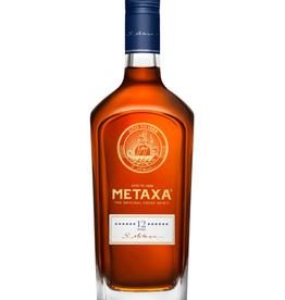 Metaxa 12 Stars Brandy Greece 750 ml