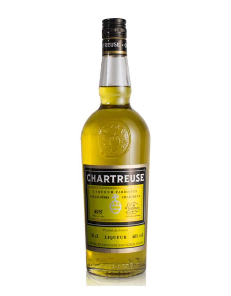 Chartreuse Chartreuse Yellow  750 ml