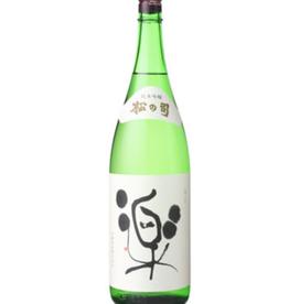 Matsuse Matsunotsukasa Raku Junmai Ginjo Sake 720 ml