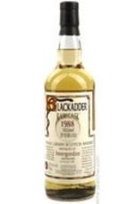 Black Adder Raw Cask 1988 Invergordon Single Grain Scotch 750 ml