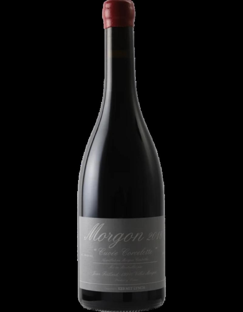 Foillard 2018 Jean Foillard Corcelette Morgon  750 ml