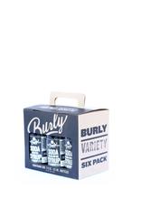 Burly Variety Pack 6 pack 2 oz