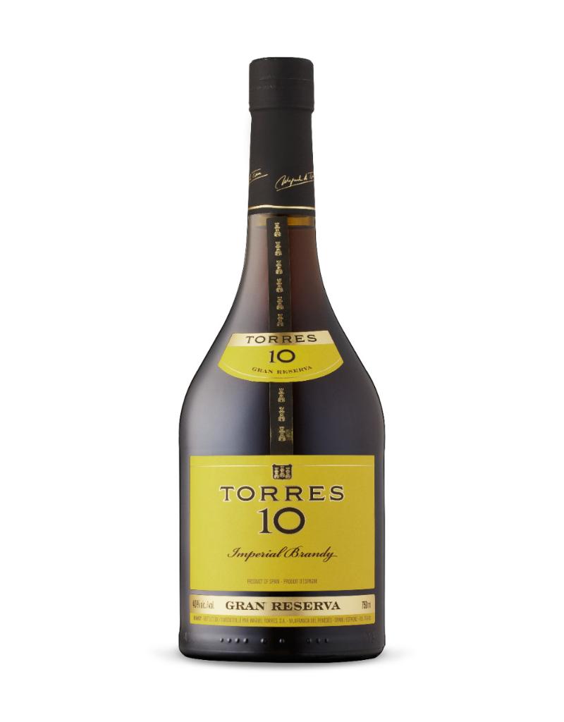 Torres Torres 10 year old Gran Reserva Brandy  750 ml