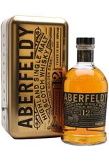 Aberfeldy 12 year old Single Malt Scotch Whisky 750 ml