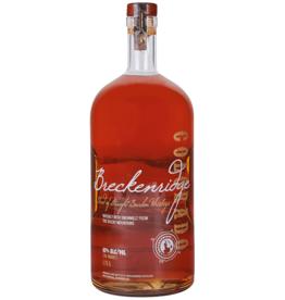 Breckenridge Bourbon Whiskey A Blend 750 ml