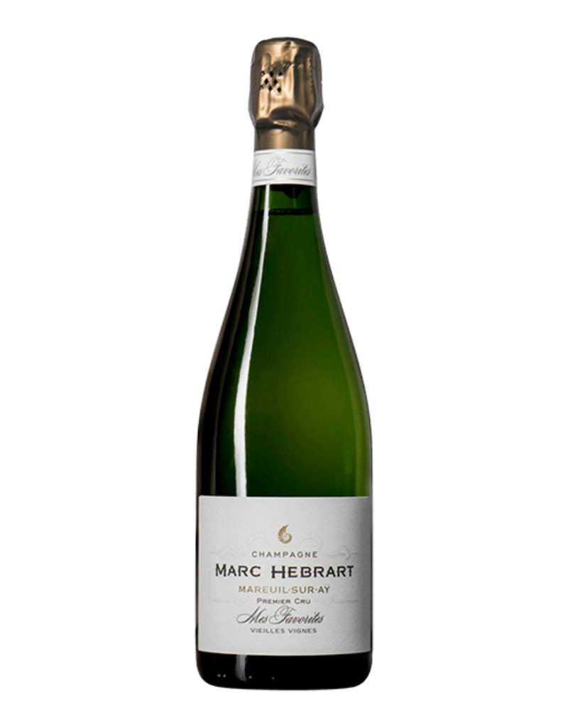 Hebrart NV Marc Hebrart Mes Favorites Champagne 1er Cru VV Mareuil sur Ay  750 ml