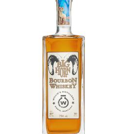 Willie's Distillery Bighorn Bourbon 750 ml