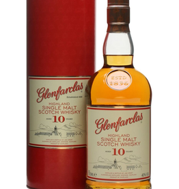 Glenfarclas Glenfarclas 10 year old Highland Single Malt Scotch  750 ml