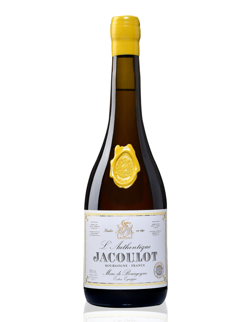 Jacoulot L'Authentique 7 year old Marc de Bourgogne 1000 ml