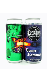 Logsdon Logsdon Power Hammer Baltic Style Porter CANS 4 pack 16 oz