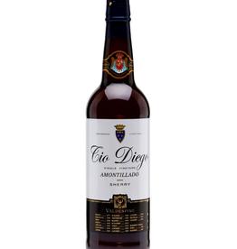 Valdespino Valdespino Tio Diego Sherry Amontillado  750 ml
