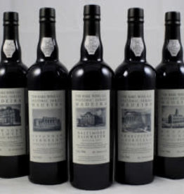 Rare Wine Co. RWCo. Baltimore Rainwater Historic Madeira  750 ml