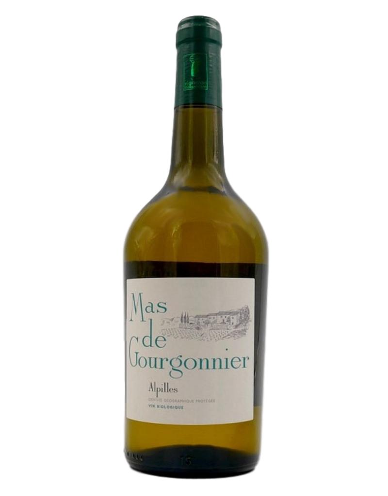 Mas de Gourgonnier 2017 Mas de Gourgonnier Alpilles Blanc  750 ml