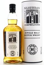 Springbank 2020 Kilkerran 16 year old Campbeltown Single Malt Scotch 750 ml