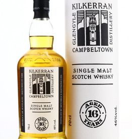 Springbank 2020 Kilkerran 16 year old Campbeltown Single Malt Scotch 750 ml