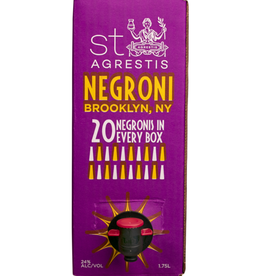 St. Agrestis St. Agrestis Negroni Bag-in-a-Box 1750 ml