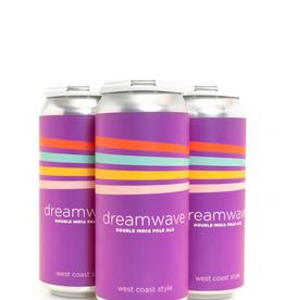 Temescal Brewing Dreamwave  IIPA 4 pack 16 oz