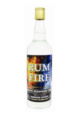 Hampden Estate Rum Fire Overproof Rum Jamaica 750 ml
