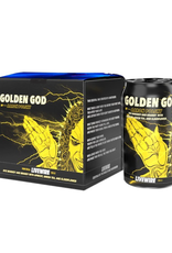 LiveWire Golden God Cocktail by Aaron Polsky CAN 4 pack  12 oz