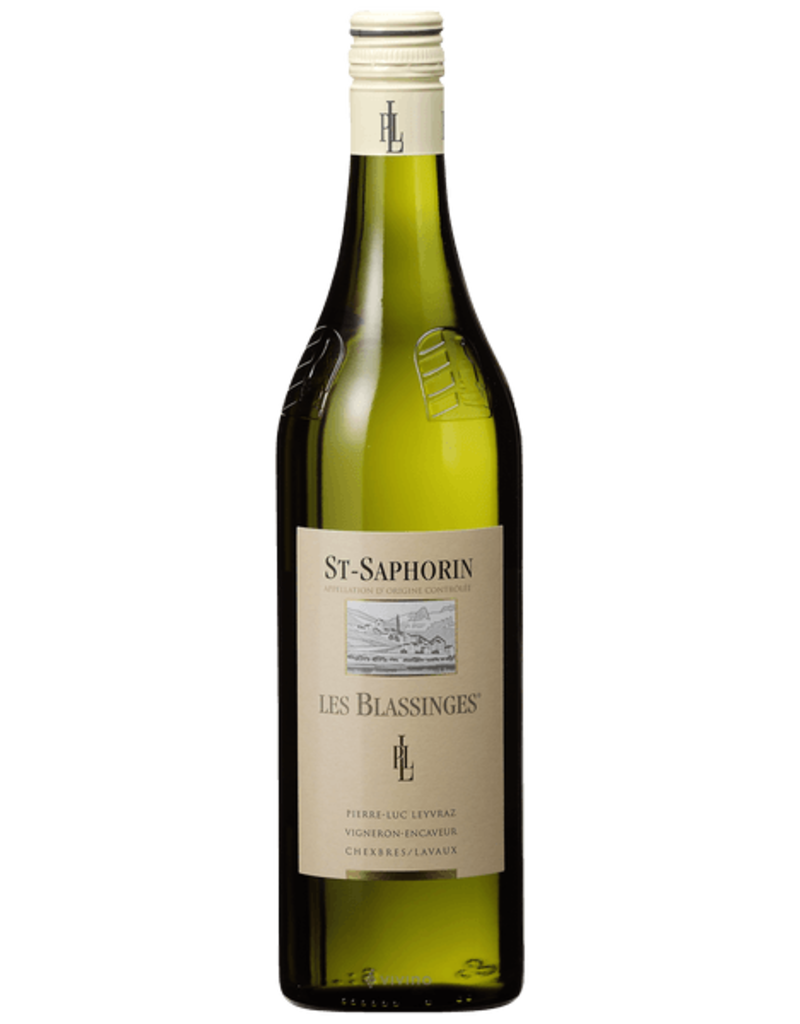 Leyvraz 2018 Leyvraz Les Blassinges St. Saphorin Grand Cru  750 ml