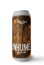 Ghost Town Brewing Inhume IPA 4 pack 16 oz