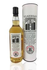 Springbank Kilkerran 2018 Cask Strength 56.5% 8 year old Campbelltown Single Malt Scotch 750 ml