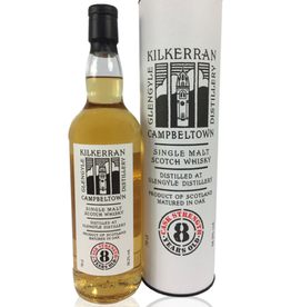 Springbank Kilkerran 2018 Cask Strength 56.5% 8 year old Campbelltown Single Malt Scotch 750 ml