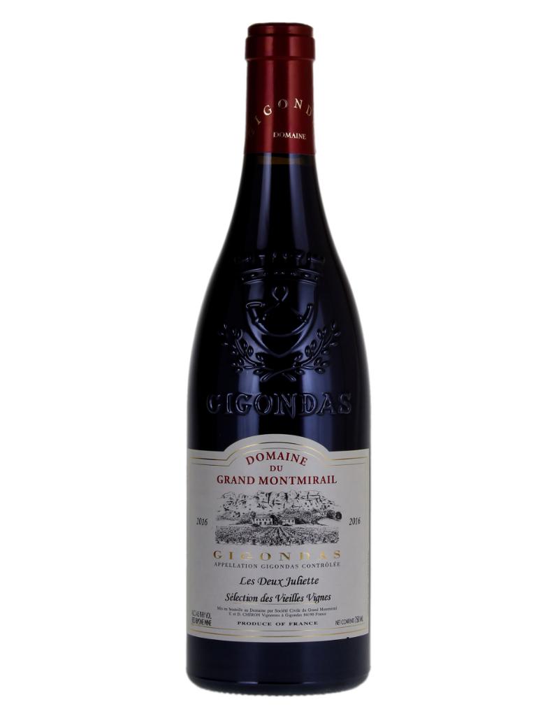 Grand Montmirail 2018 Dom. de Grand Montmirail Deux-Juliettes Gigondas  750 ml