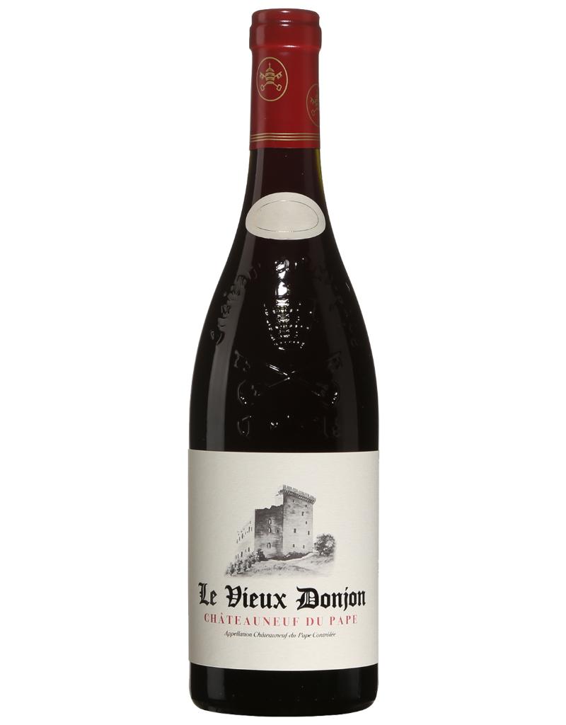 Vieux Donjon 2018 Le Vieux Donjon Chateauneuf-du-Pape 750 ml