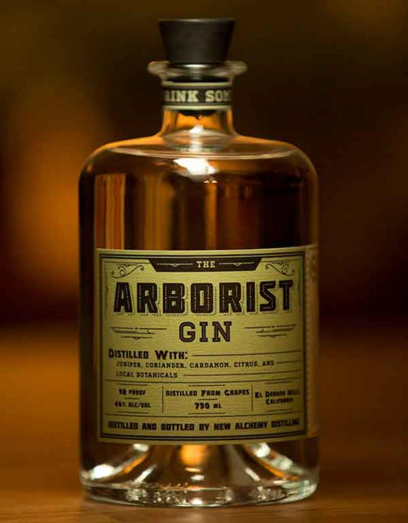 New Alchemy Distilling The Arborist Gin 750 ml