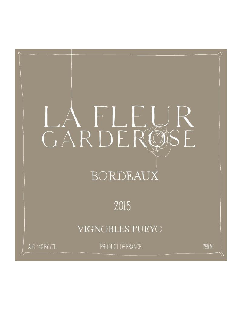 2017 La Fleur Garderose Bordeaux 750 ml