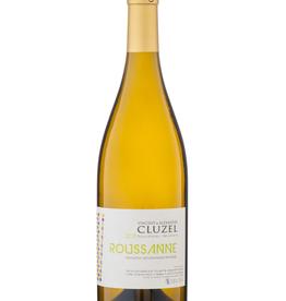 2018 Cluzel Roussanne IGP Collines Rhodaniennes 750 ml