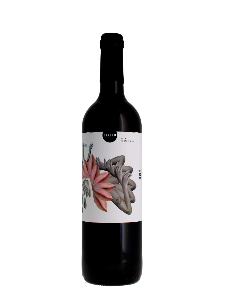 2019 Tinedo Ja! Tempranillo Castile-La Mancha  750 ml