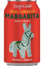 Reyes Y Cobardes Margarita 12 oz SINGLE