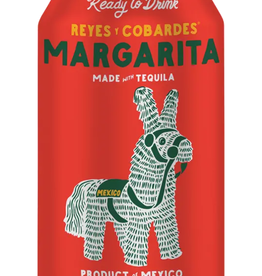 Reyes Y Cobardes Margarita 12 oz SINGLE