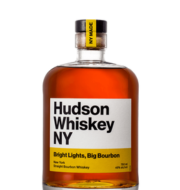 Hudson Hudson Bright Lights Big Bourbon  750 ml