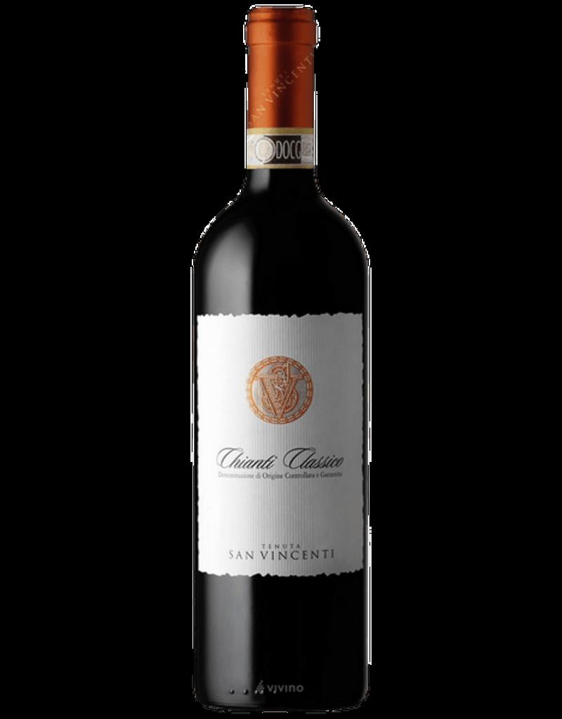 San Vincenti 2016 San Vincenti Chianti Classico  750 ml