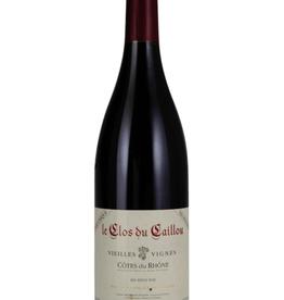 Clos du Caillou 2017 Clos du Caillou Cote du Rhone Vieilles Vignes Rouge  750 ml