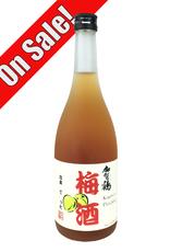 Kagatsuru Ume Shu Plum Sake Ishikawa 720 ml
